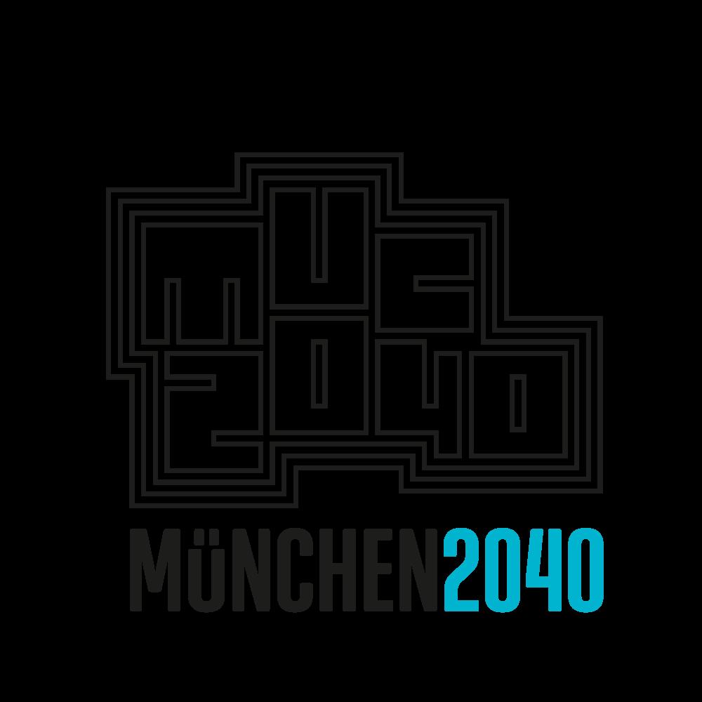 Logo München 2040