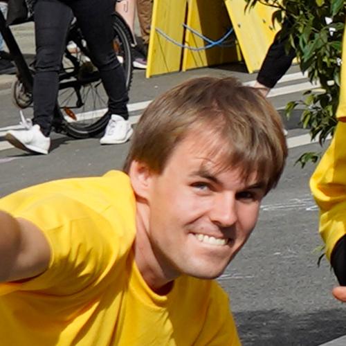 Maximilian Steverding